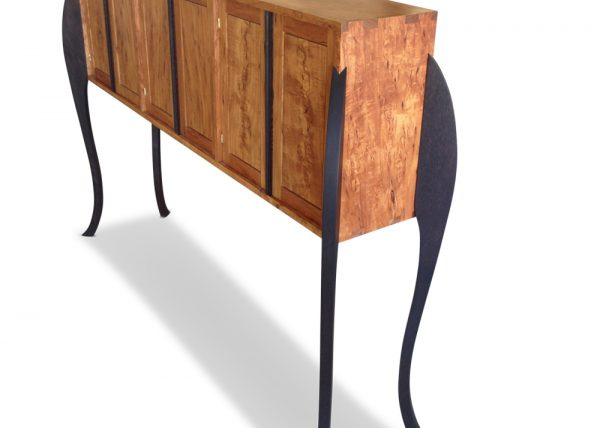 Custom Made Buffet sideboard with Tasmanian Blackwood and Wenge