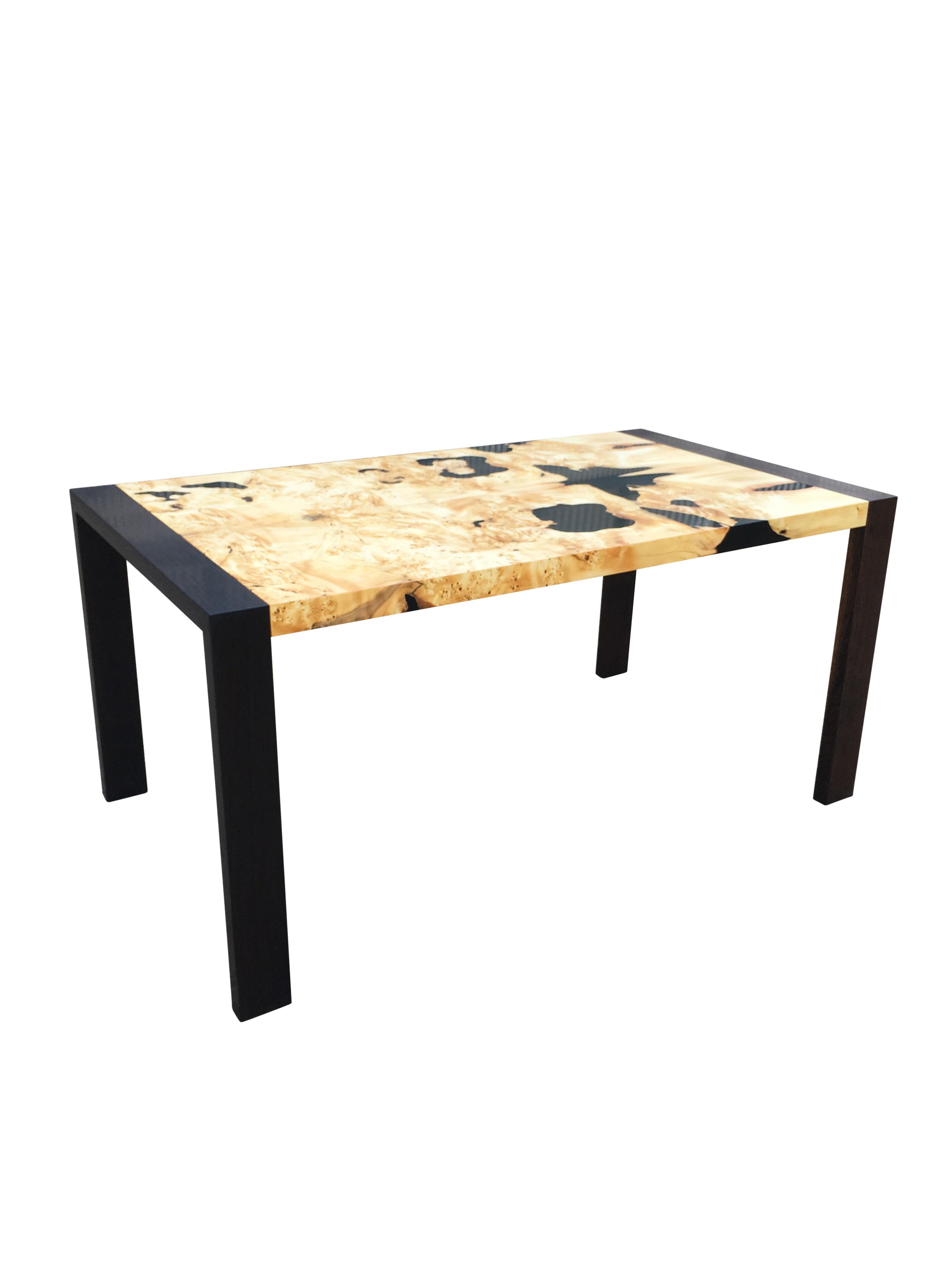 Custom Handmade Solid Timber Dining Table