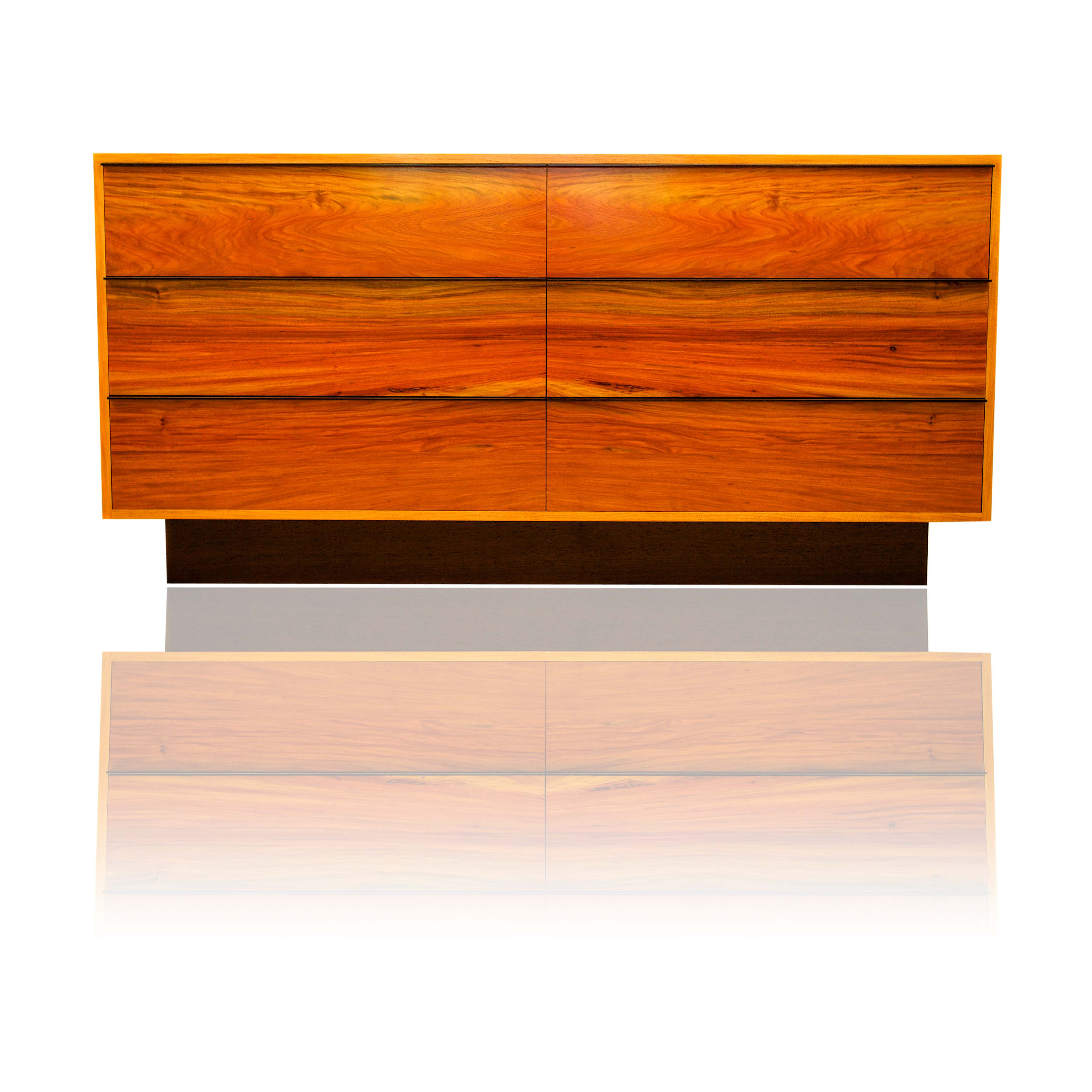 Rosewood wenge credenza will marx custom furniture maker - Sideboard wenge ...