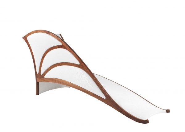 Custom Handmade Chaise Lounge