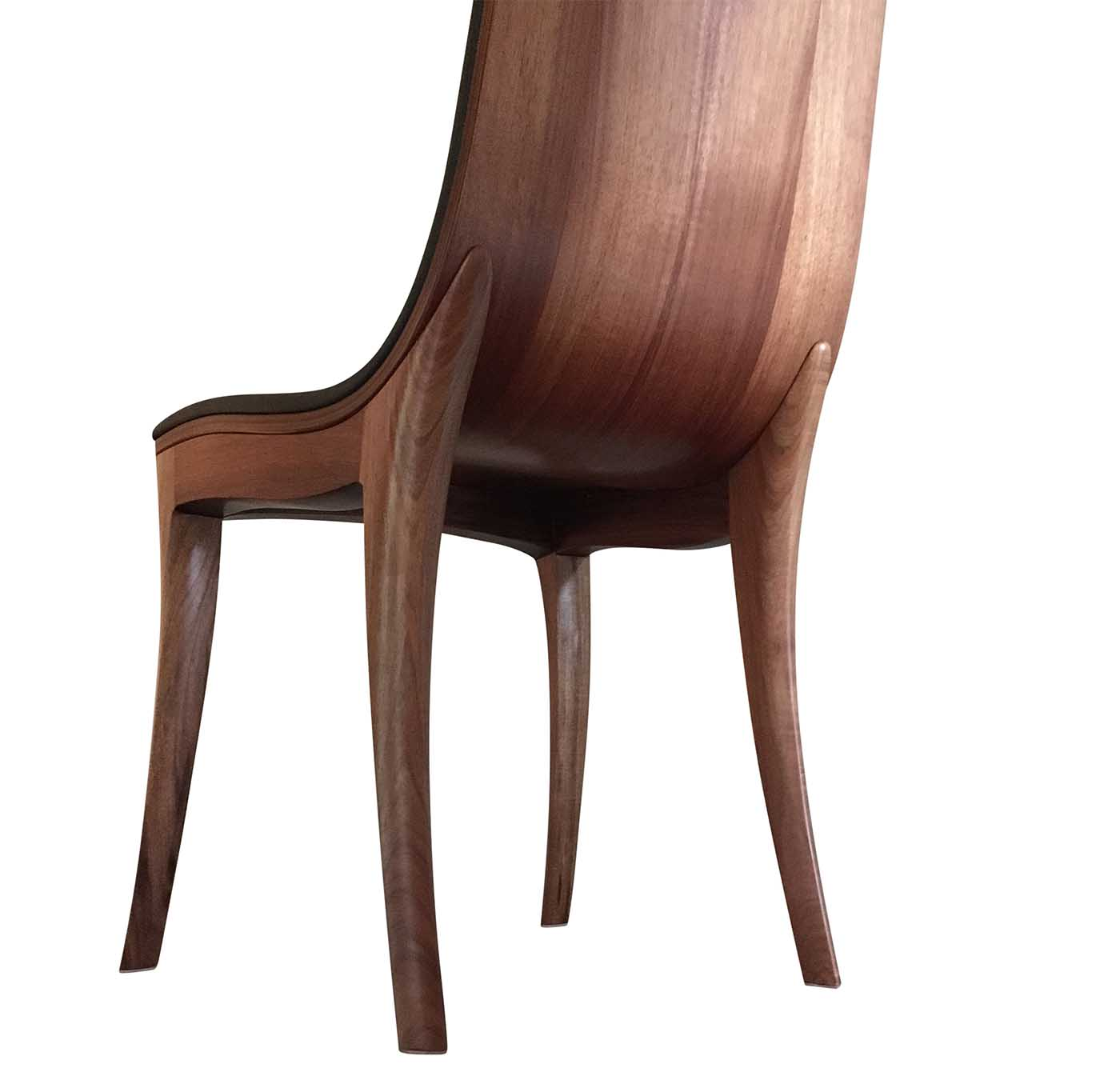 Solid Timber Vine Dining Chair by Will Marx