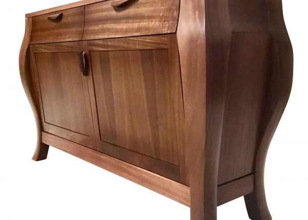 Solid Timber Tuscan Sideboard by Will Marx