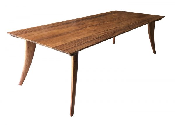 Solid Timber Vine Dining Table by Will Marx